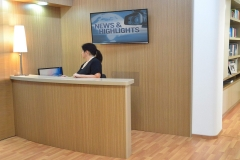 banco reception