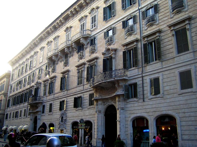 Roma, Palazzo Doria Pamphili
