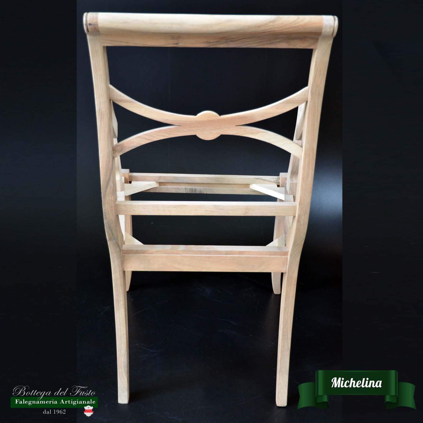 Bottega del Fusto - Michelina fusto sedia in faggio
