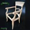 Bottega del Fusto - Mirandolina fusto sedia in faggio