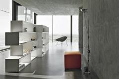 Sistemi d'arredo progettati per la massima praticità e dal design elegante